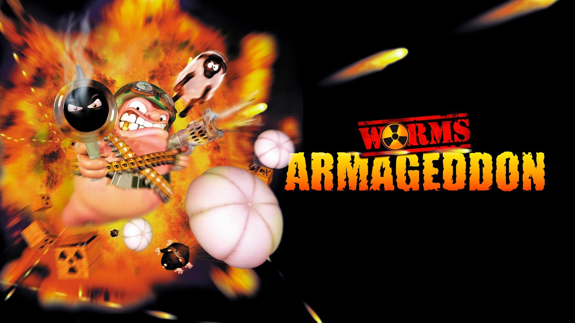 Worms Armageddon Team17 Group Plc