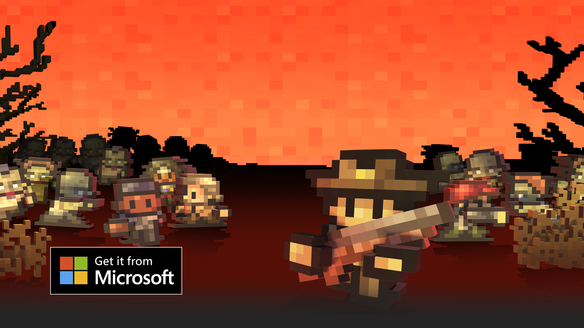 The Escapists: The Walking Dead is out now on Windows 10