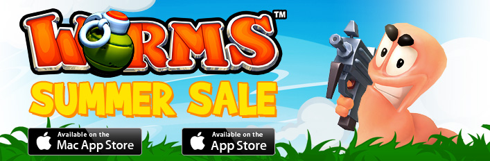 iOS and Mac Summer Sale!