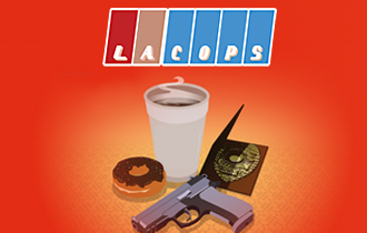 LA Cops Bursts Onto PS4 Today!
