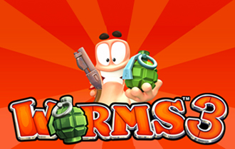 Team17 releases Worms 3 on the Mac App Store