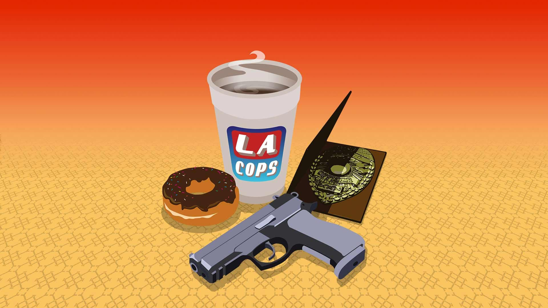BAM!!! Team17's Indie Partnership Program scores far out 70s themed shooter LA Cops