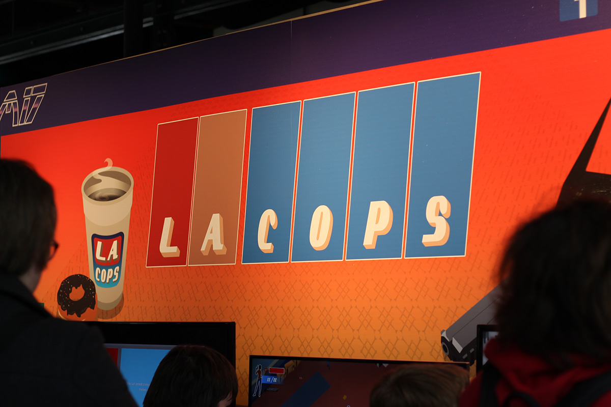 LA Cops Out Now for Xbox One and PC