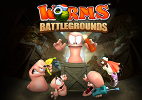 Team17 announces Worms Battlegrounds for PlayStation 4 and Xbox One