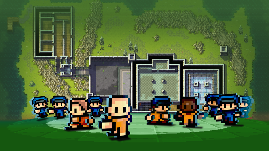 The Escapists Alcatraz – Out Now on PC & Xbox One!