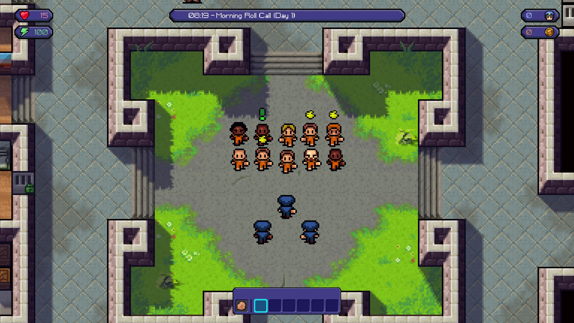 THE ESCAPISTS AVAILABLE NOW ON MAC AND LINUX