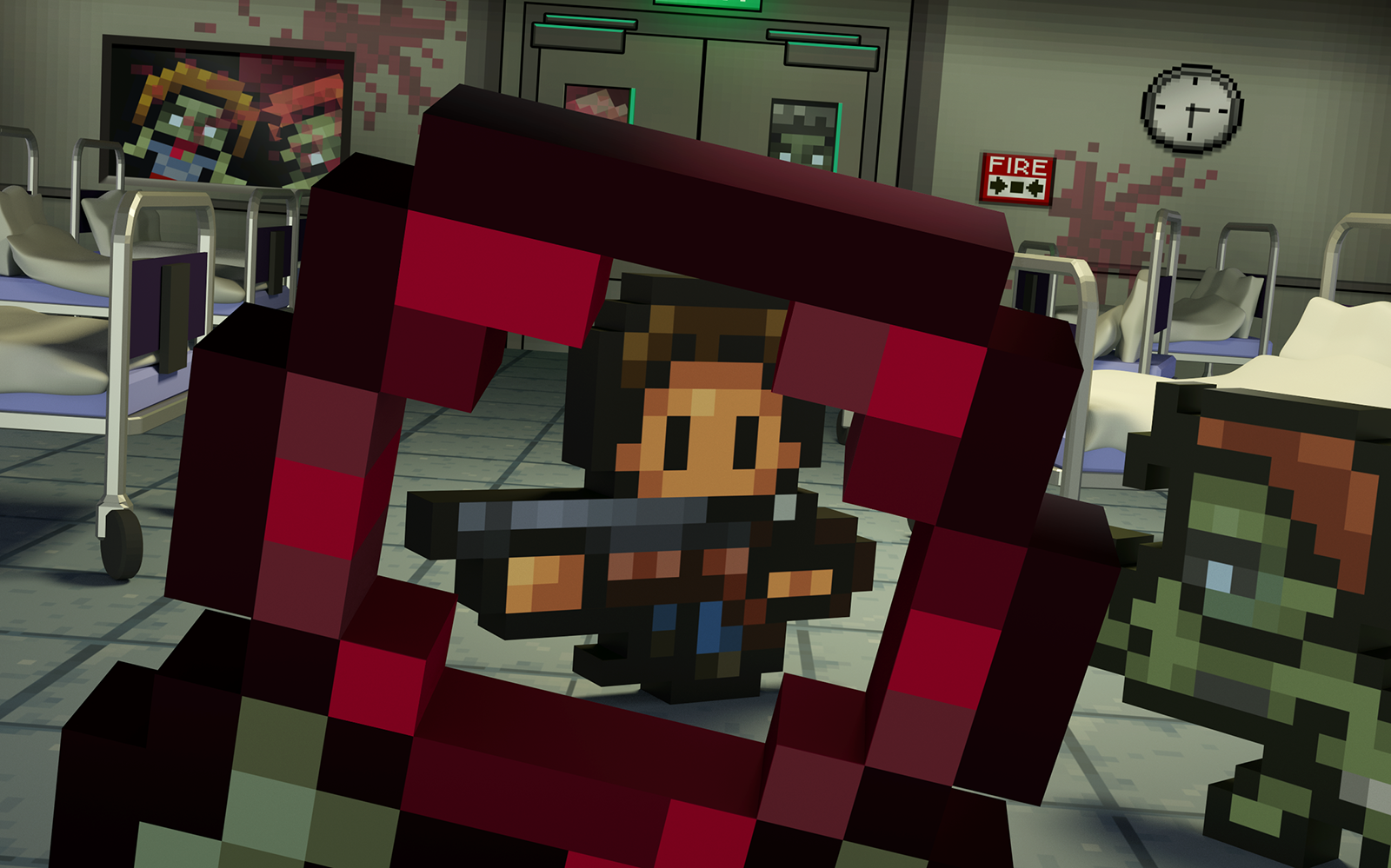 The Escapists The Walking Dead Infects Team17