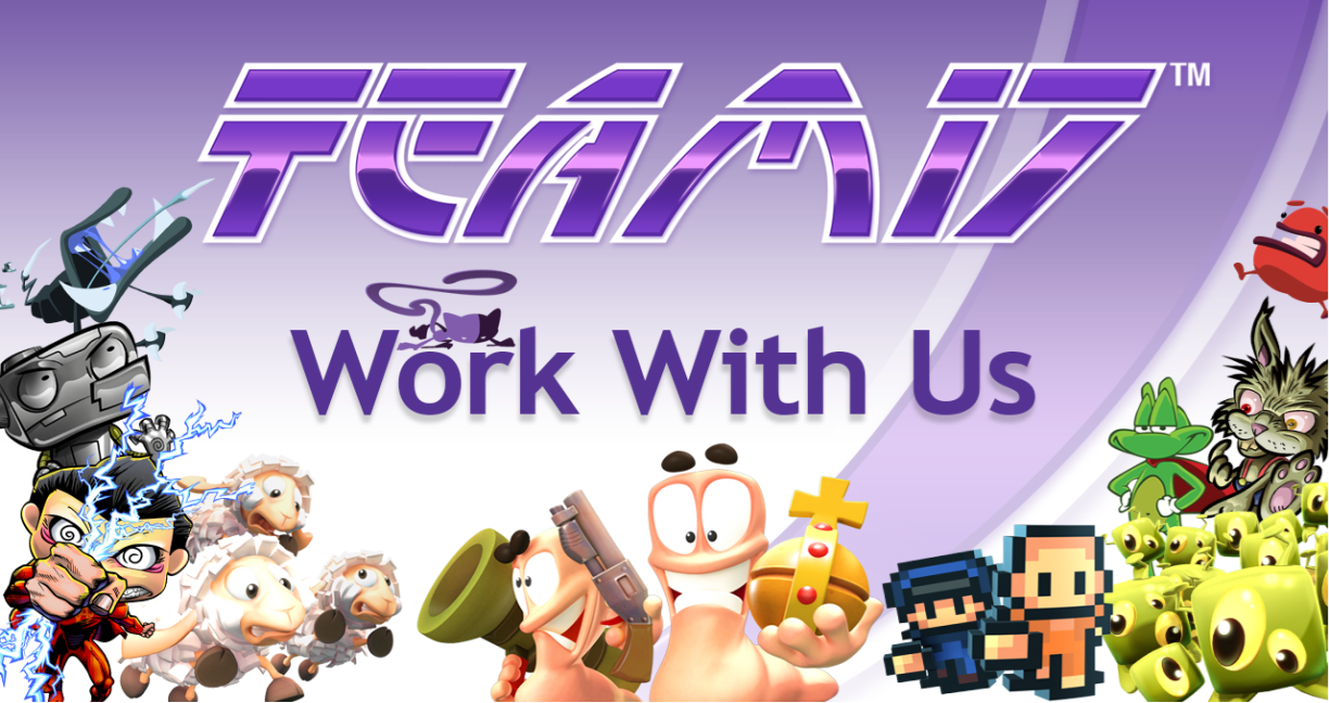 Join Team 17