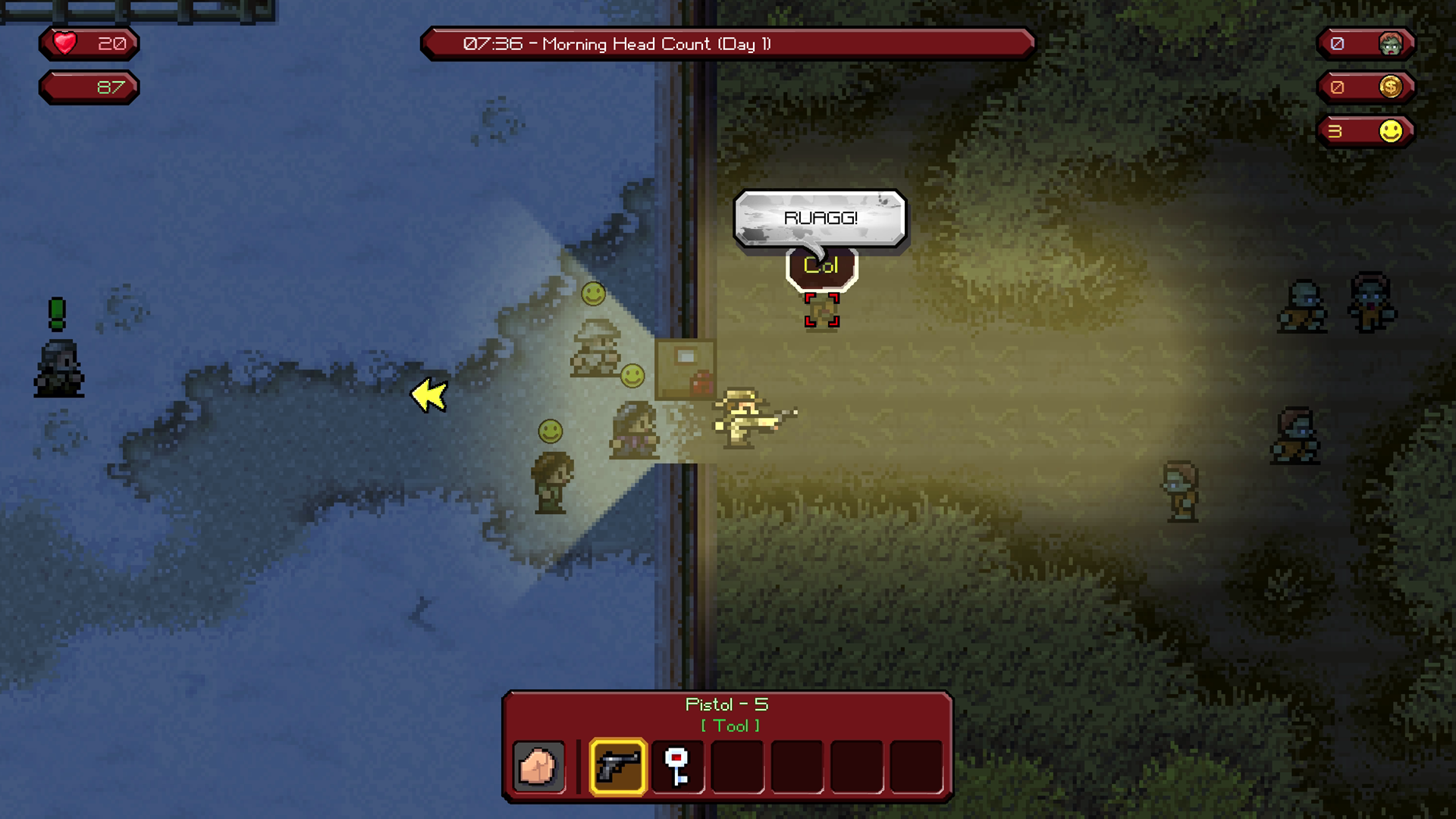 The Escapists The Walking Dead Infects Team17!