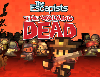 Play The Escapists: The Walking Dead – Survival Mode first at the PCG Weekender!