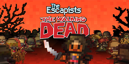 The Escapists: The Walking Dead – Survival Mode comes to Xbox One & PC!