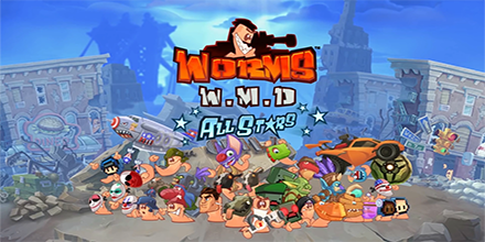 Worms W.M.D All-Stars Pack now available to all players for free!