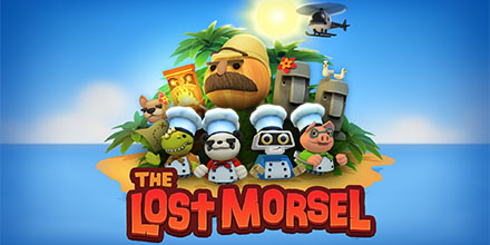 Overcooked – The Lost Morsel DLC out now!