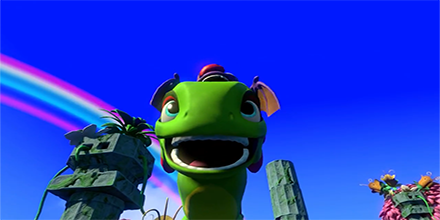 Yooka-Laylee – Now Available for Pre Order!