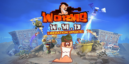 Worms W.M.D Liberation Update – Available now!