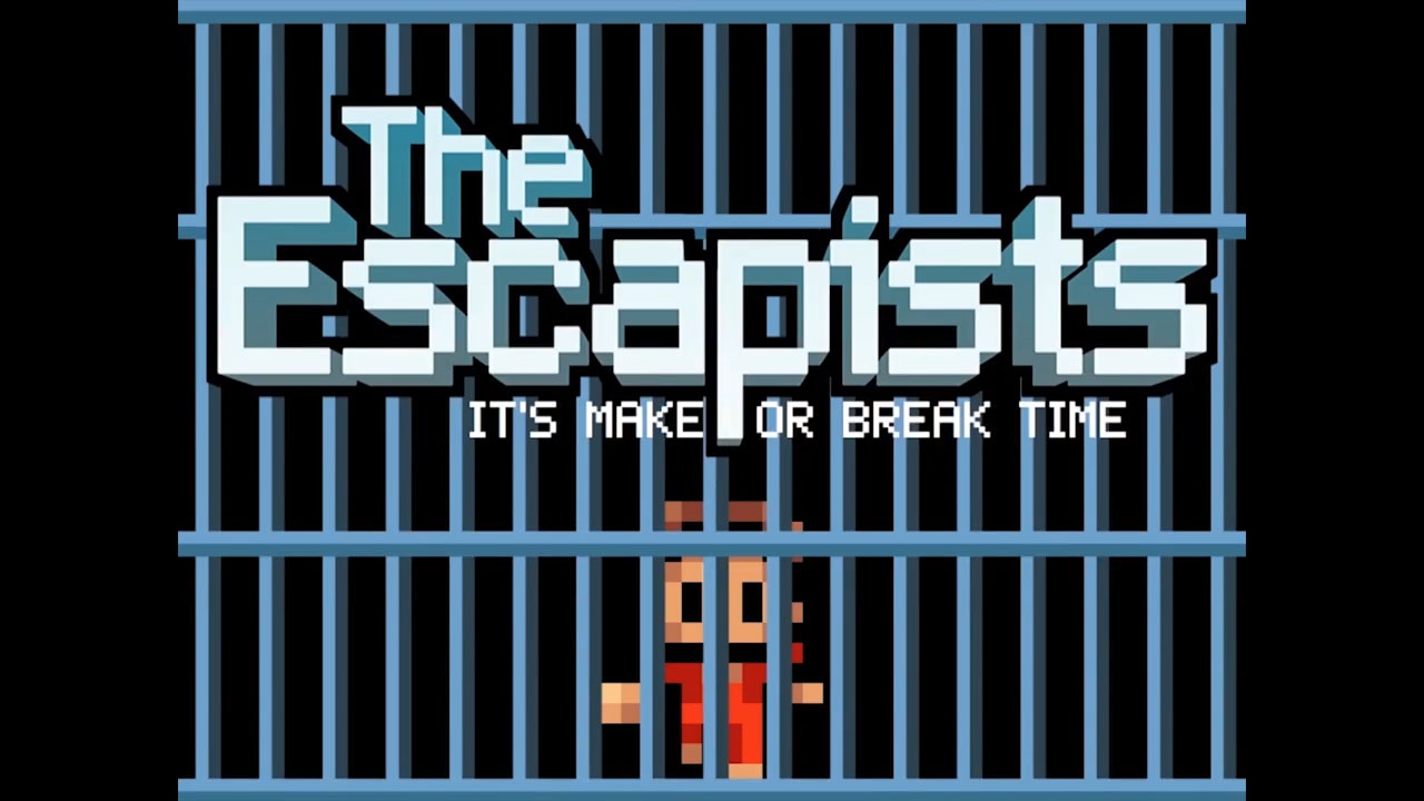 The Escapists – out now for iOS and Android!