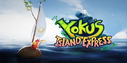 Introducing Yoku's Island Express!