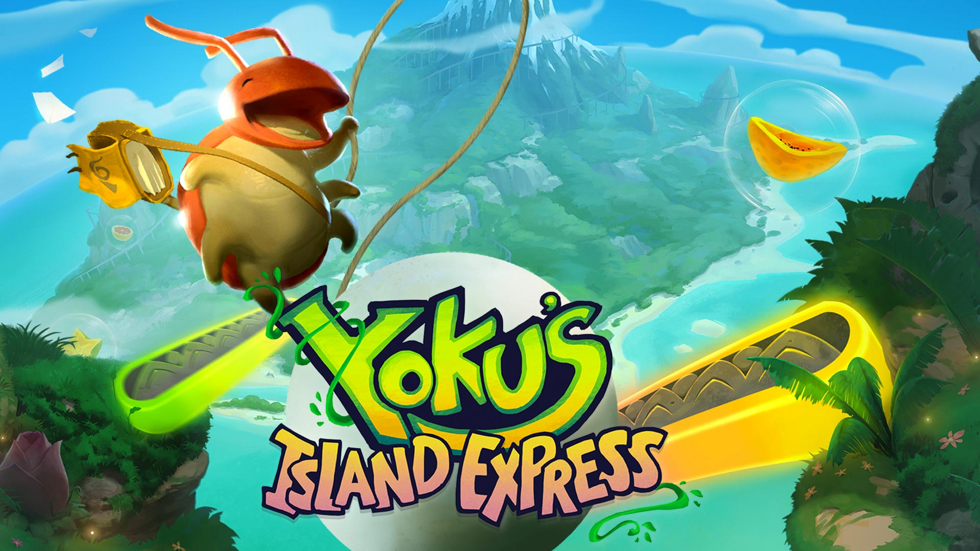 Happy Holidays from Yoku's Island Express! – Check out the new trailer!
