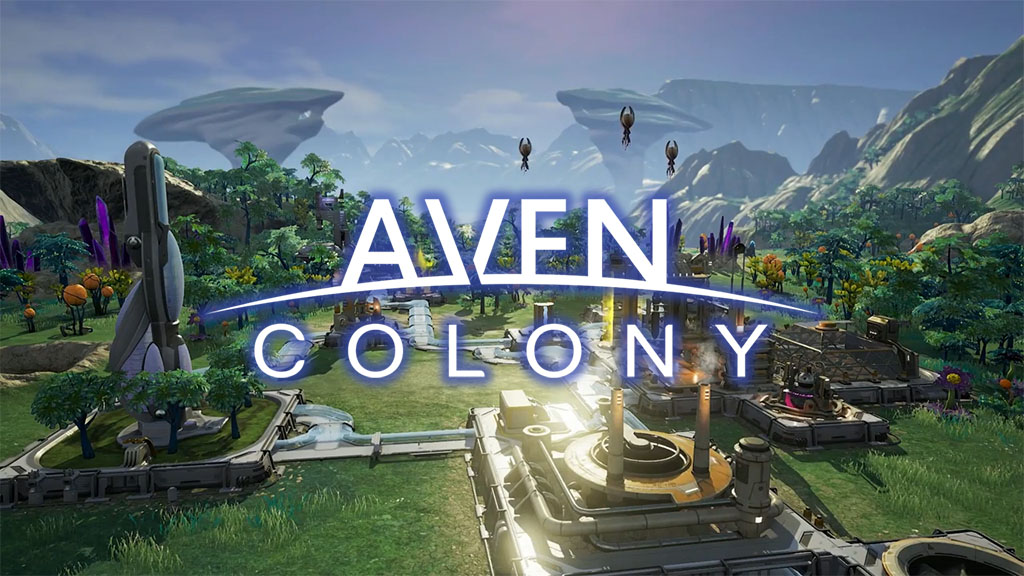 Aven Colony – Re-engineered for consoles!