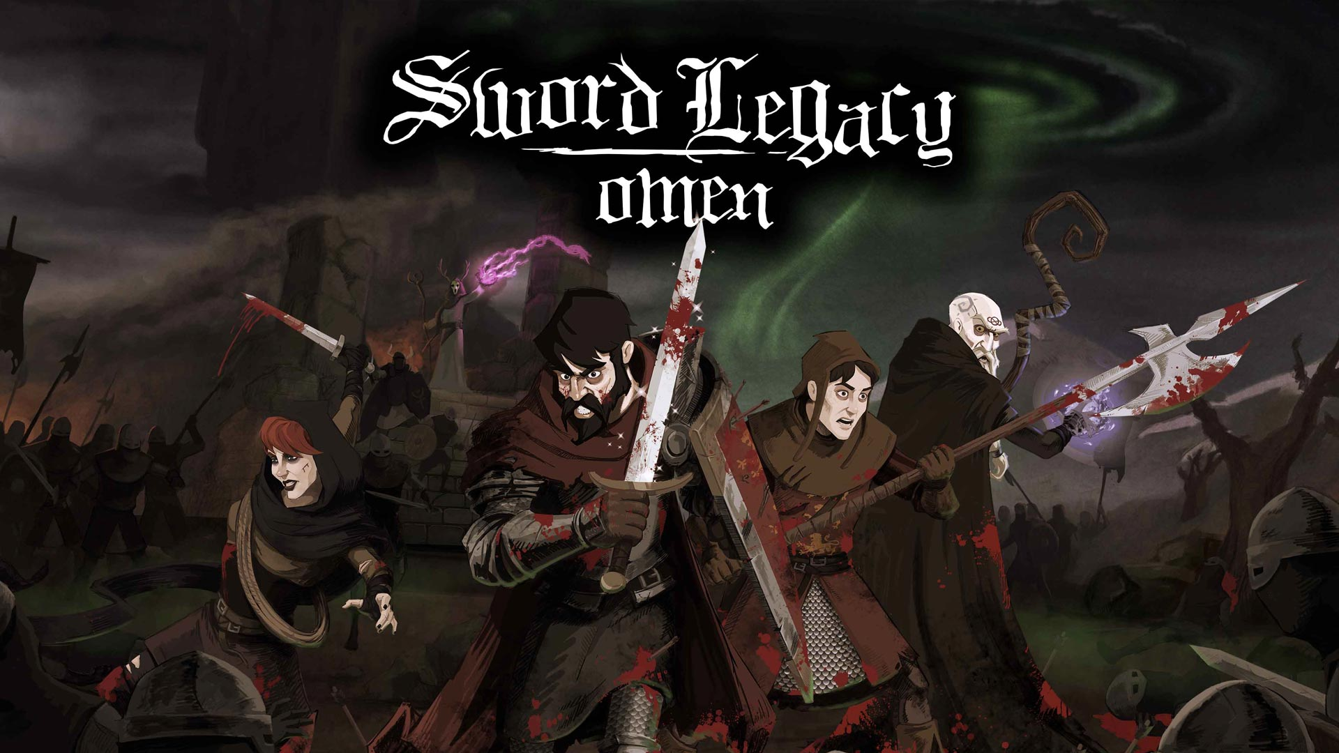 Sword Legacy: Omen Dev Blog 1 – Strategy RPGs
