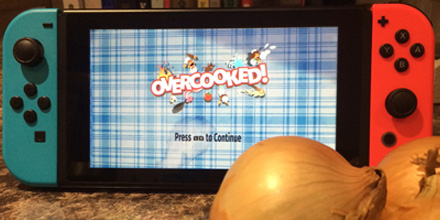 Overcooked: Special Edition updated on Nintendo Switch!