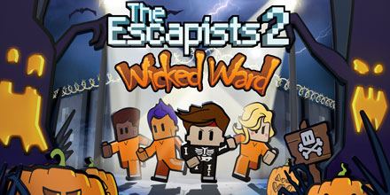 The Escapists 2 – Wicked Ward DLC Available Now!