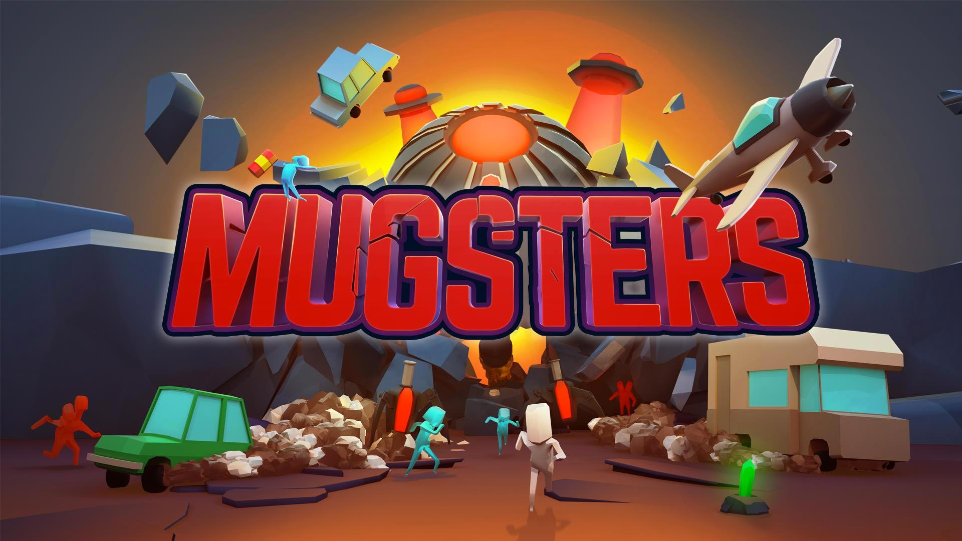 Mugsters – The Aliens Have Arrived!