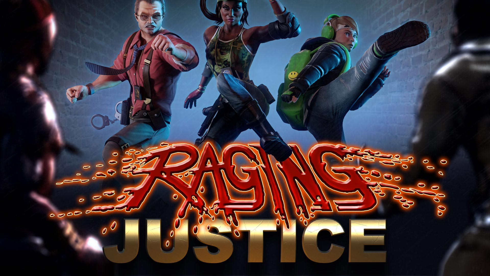 RAGING JUSTICE – A New Character Approaches!