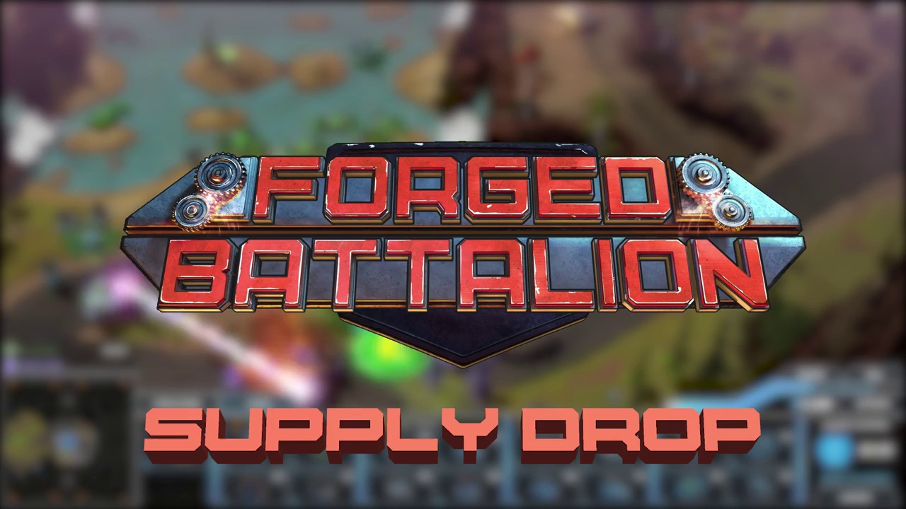 Forged Battalion – Supply Drop One is live!