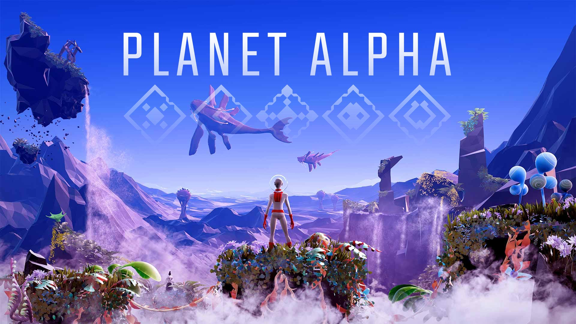 Introducing PLANET ALPHA