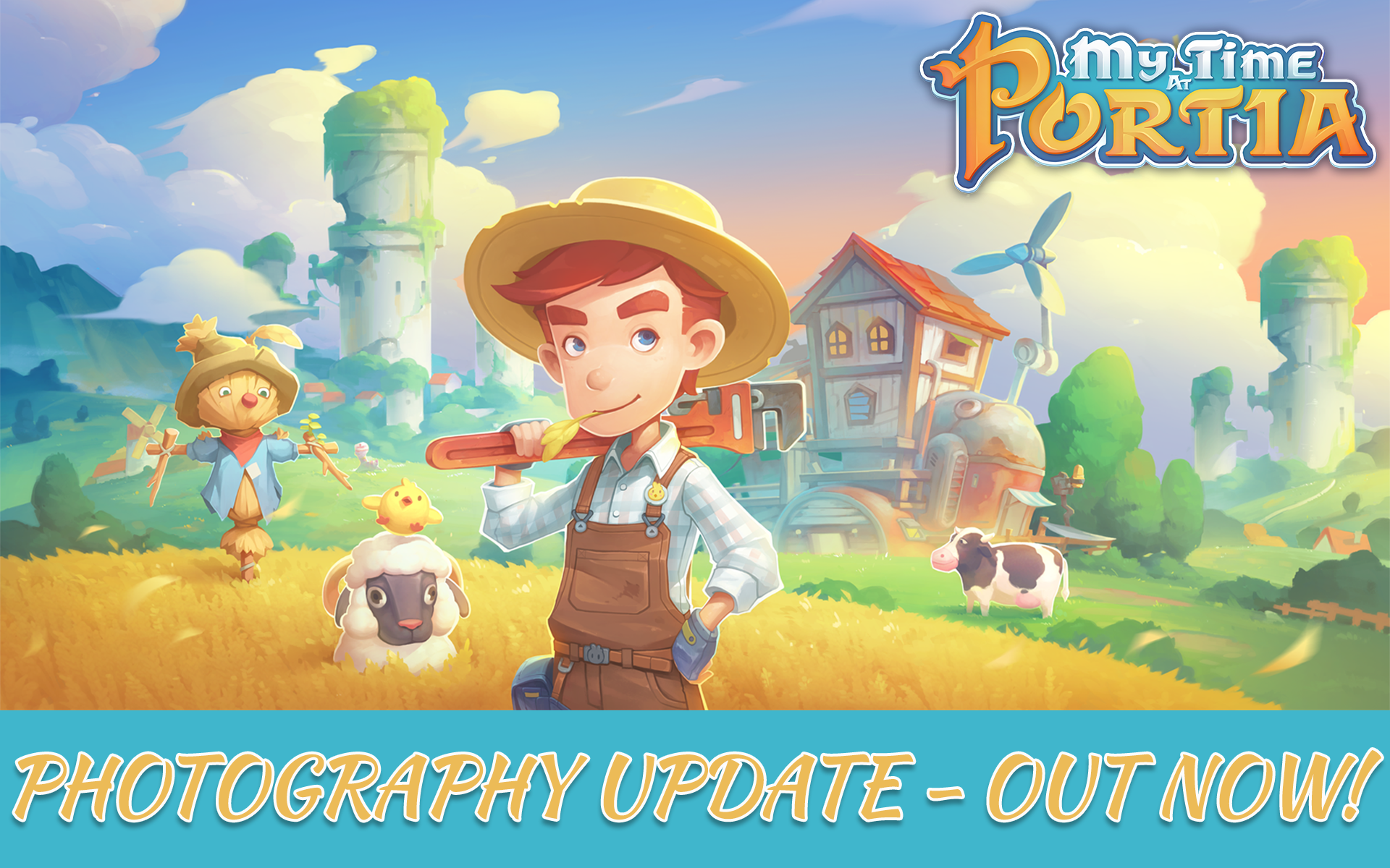 My Time At Portia – Photography Update