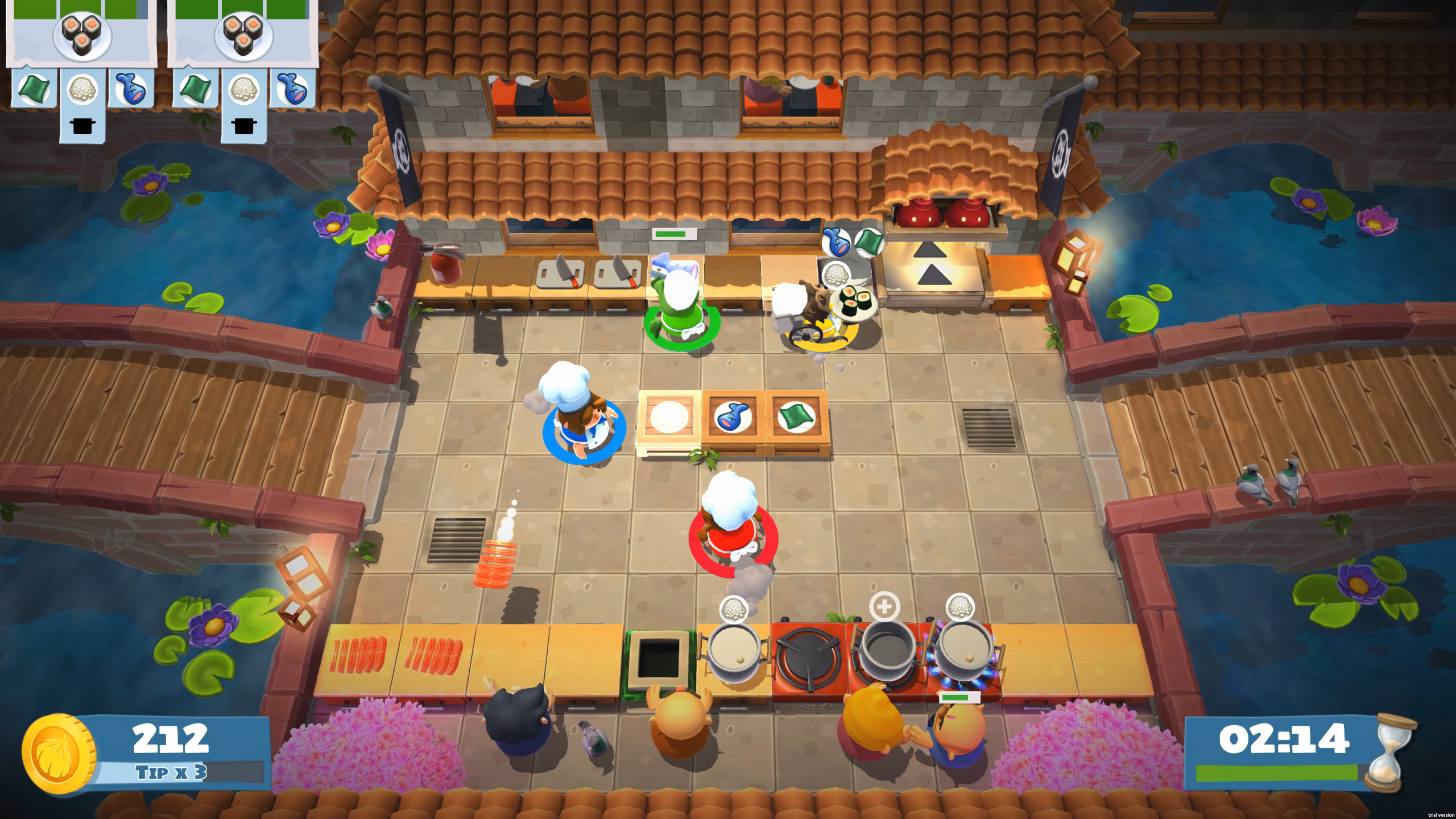 Overcooked 2 Review image 4