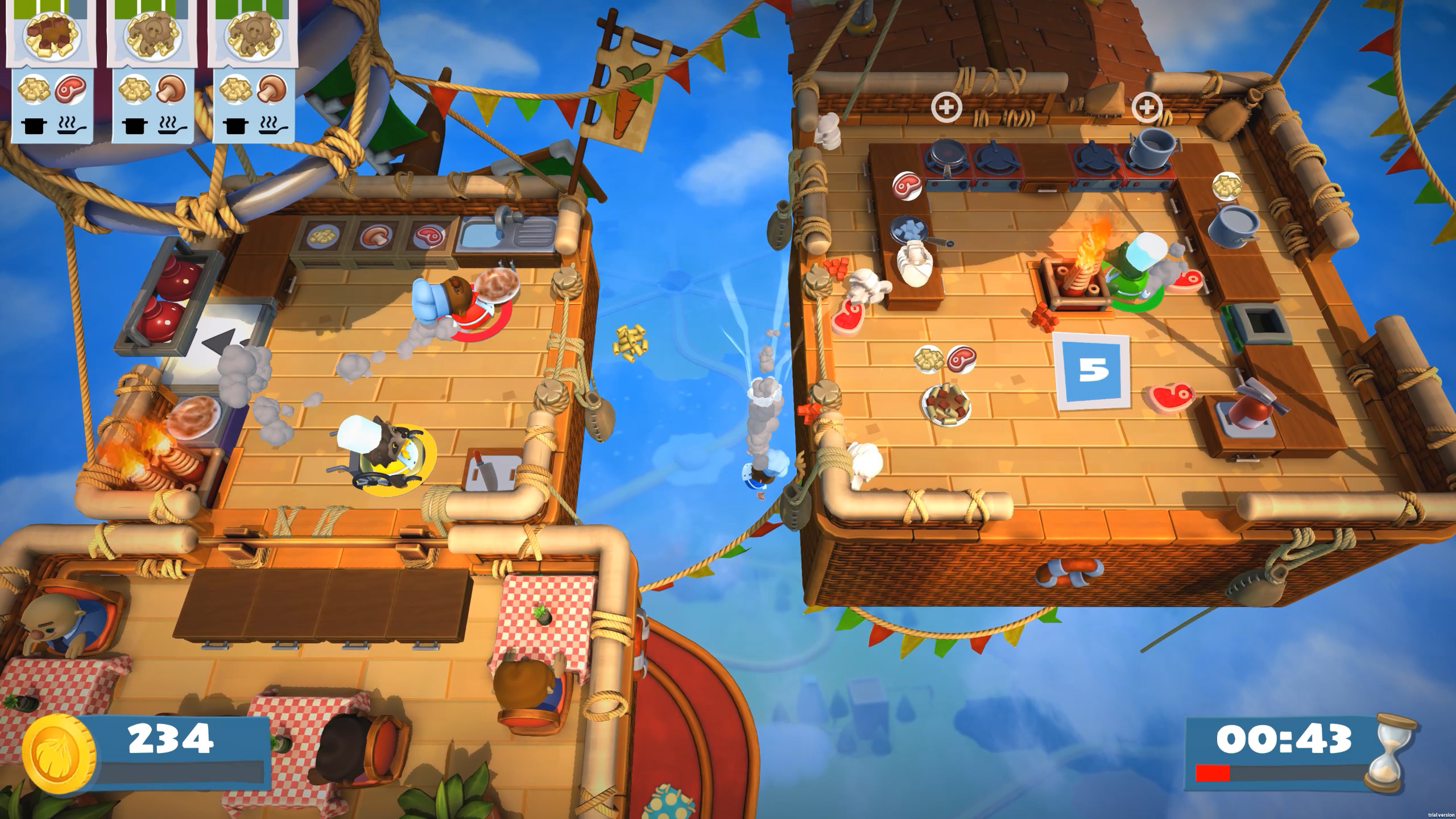 Overcooked 2 Review image 2
