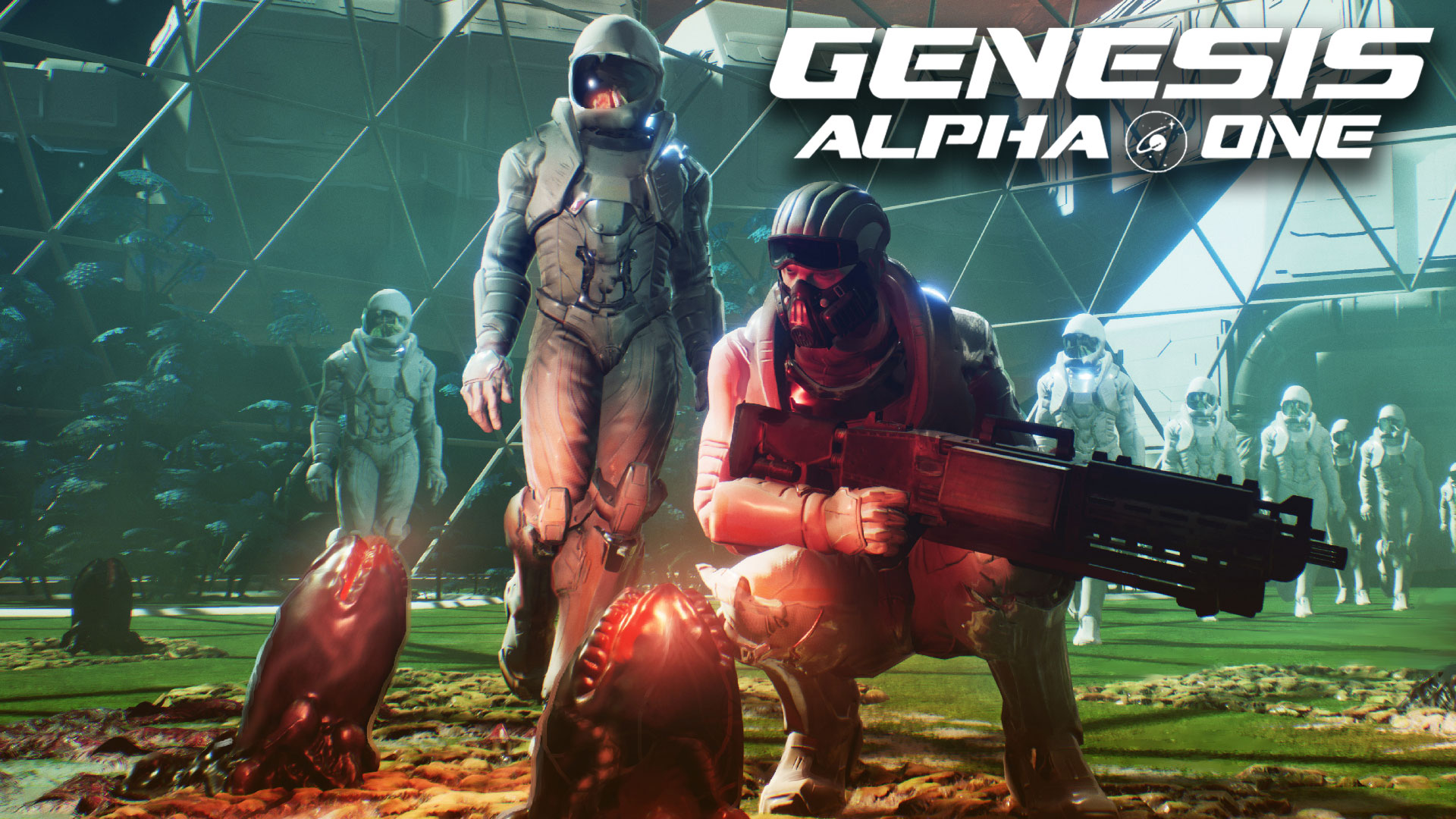 Genesis: Alpha One Launches This September!