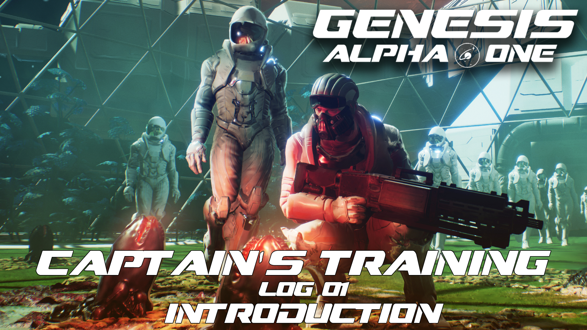 Genesis: Alpha One – Captain's Training – Introduction