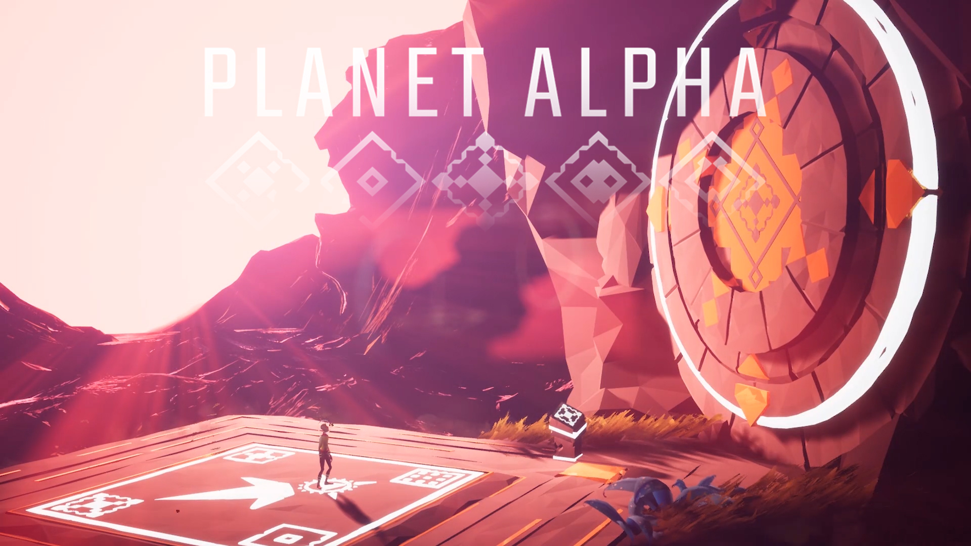 PLANET ALPHA demo available now on Nintendo Switch eShop!