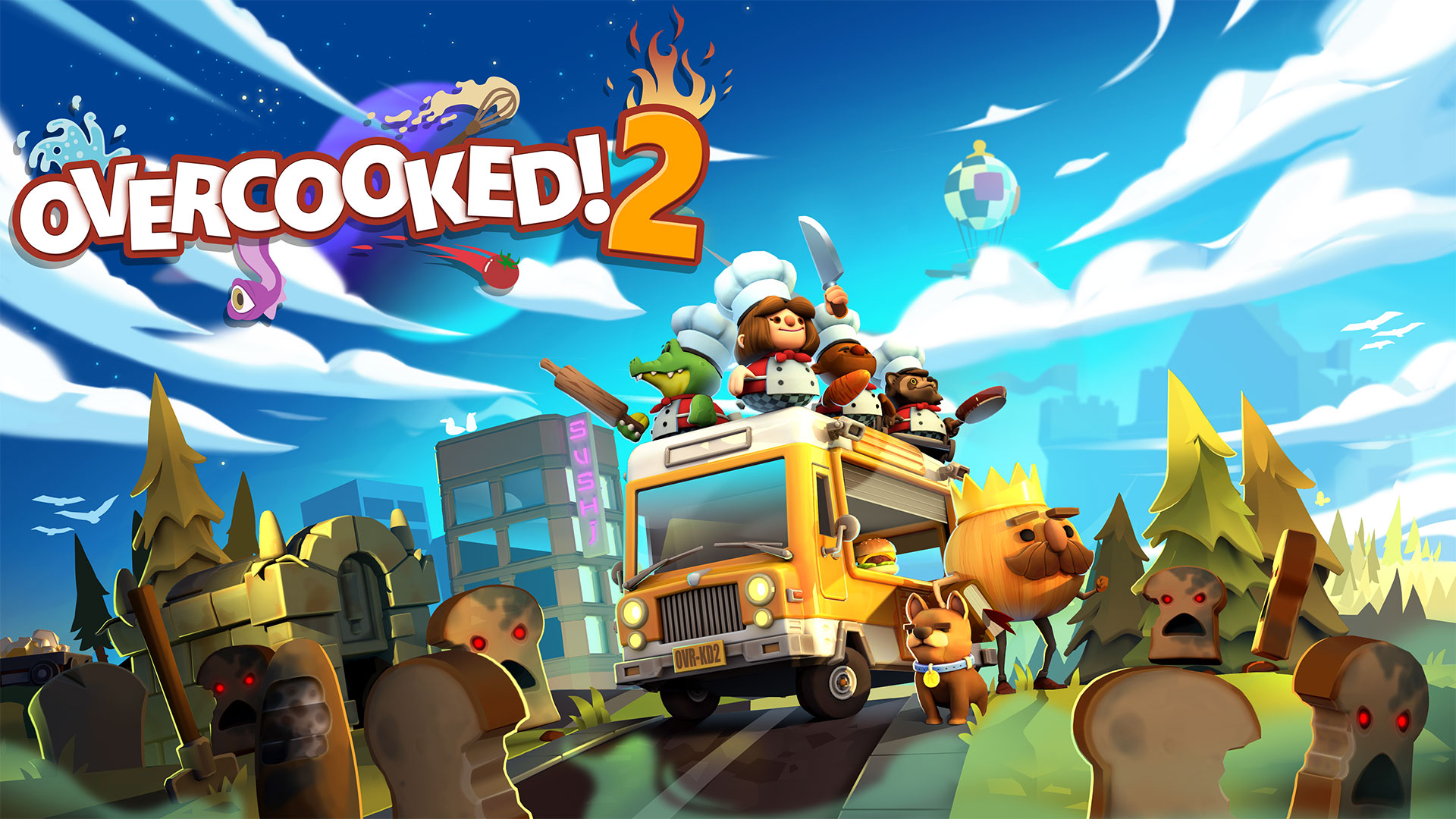 The A-Z of Overcooked! 2