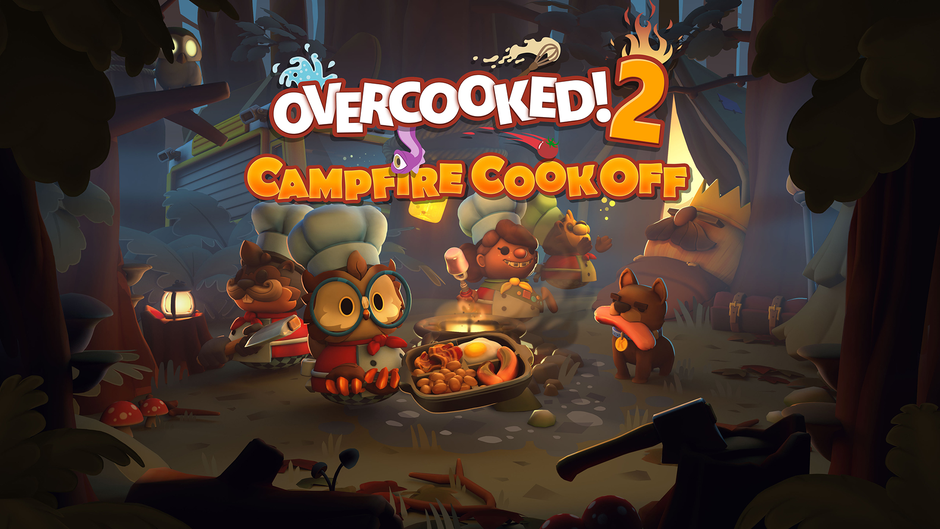 Campfire Cook Off