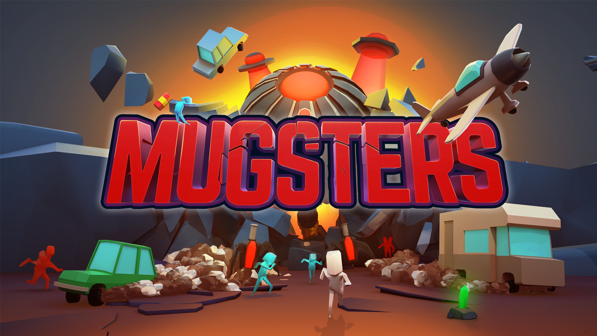 Mugsters arrives on July 17th
