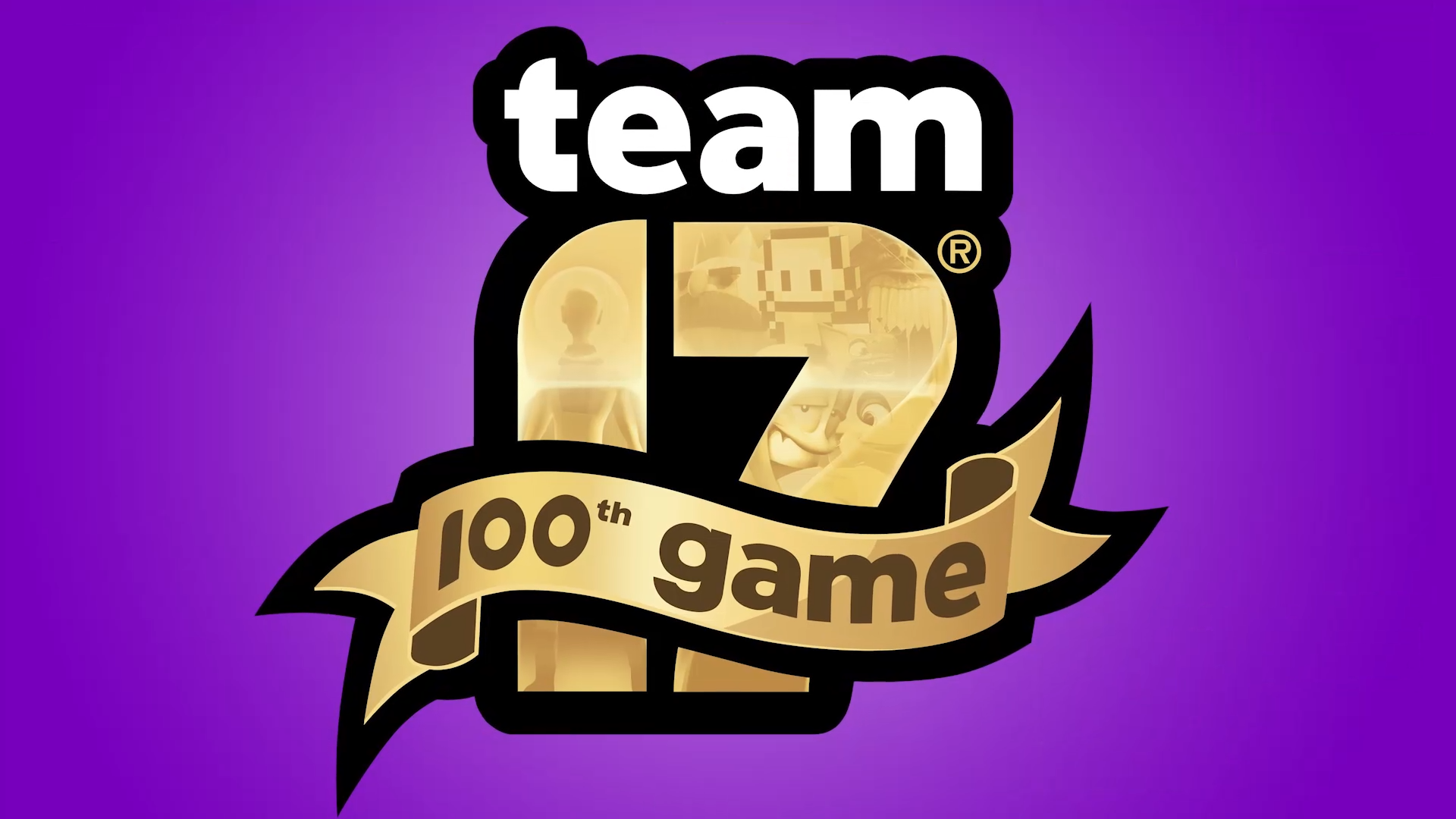 Team17's 100th Game Celebration