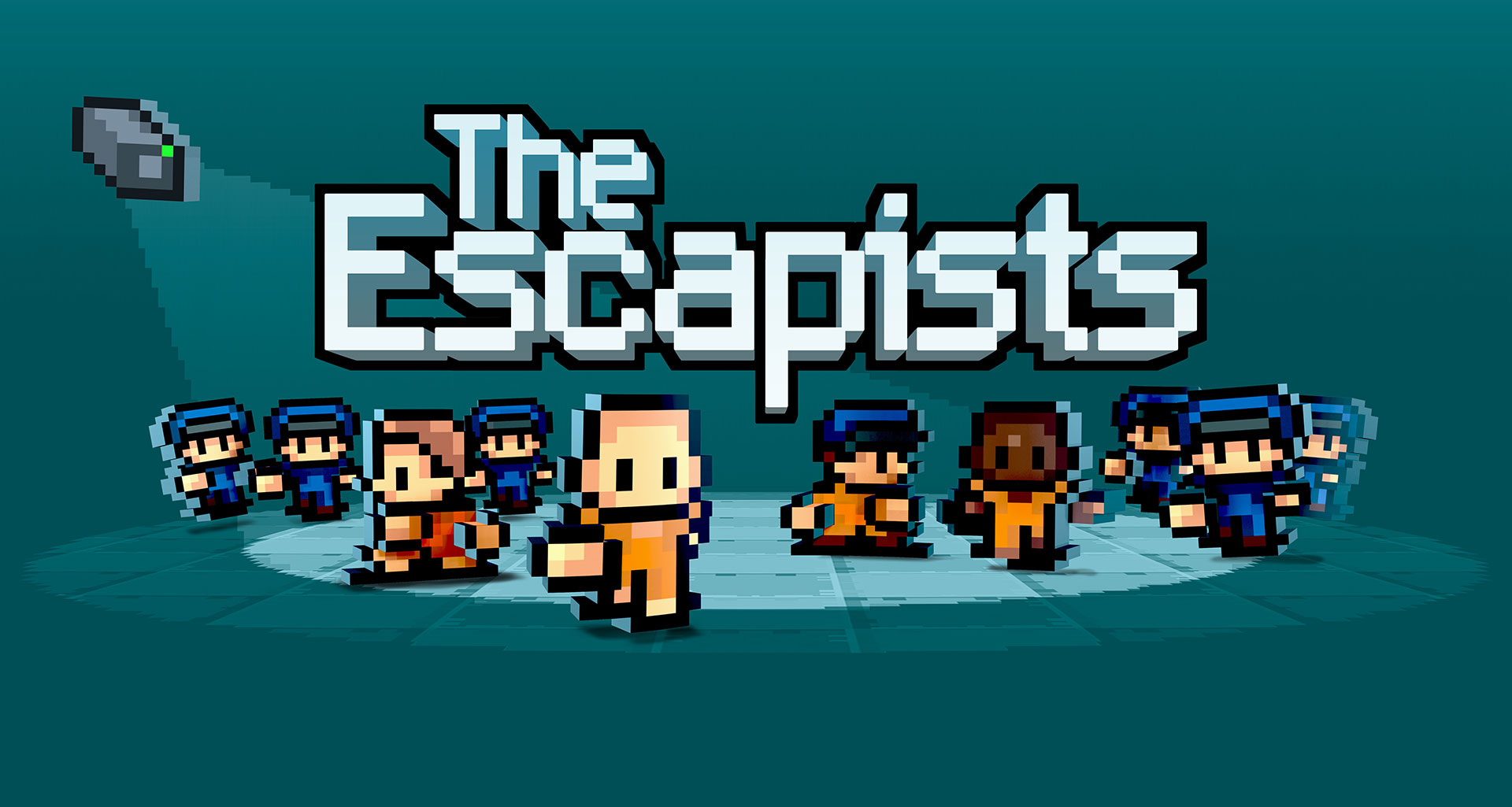 The Escapists: Complete Edition – Coming to Nintendo Switch on September 25th!