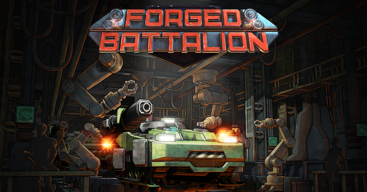 Forged Battalion leaves Early Access!
