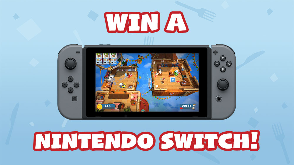 Competition: Win a Nintendo Switch!