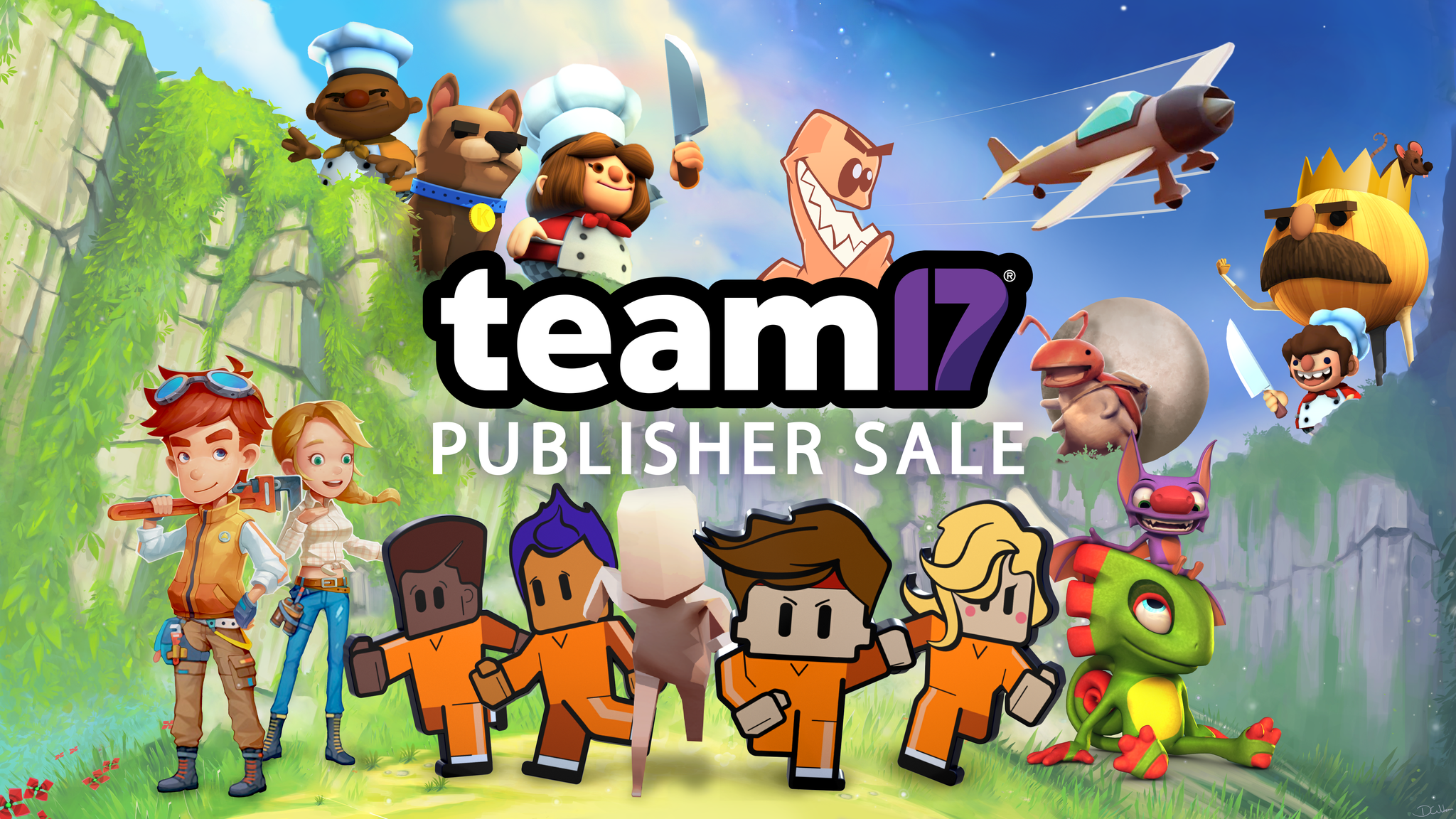 Steam Publisher Sale – August 14th-17th