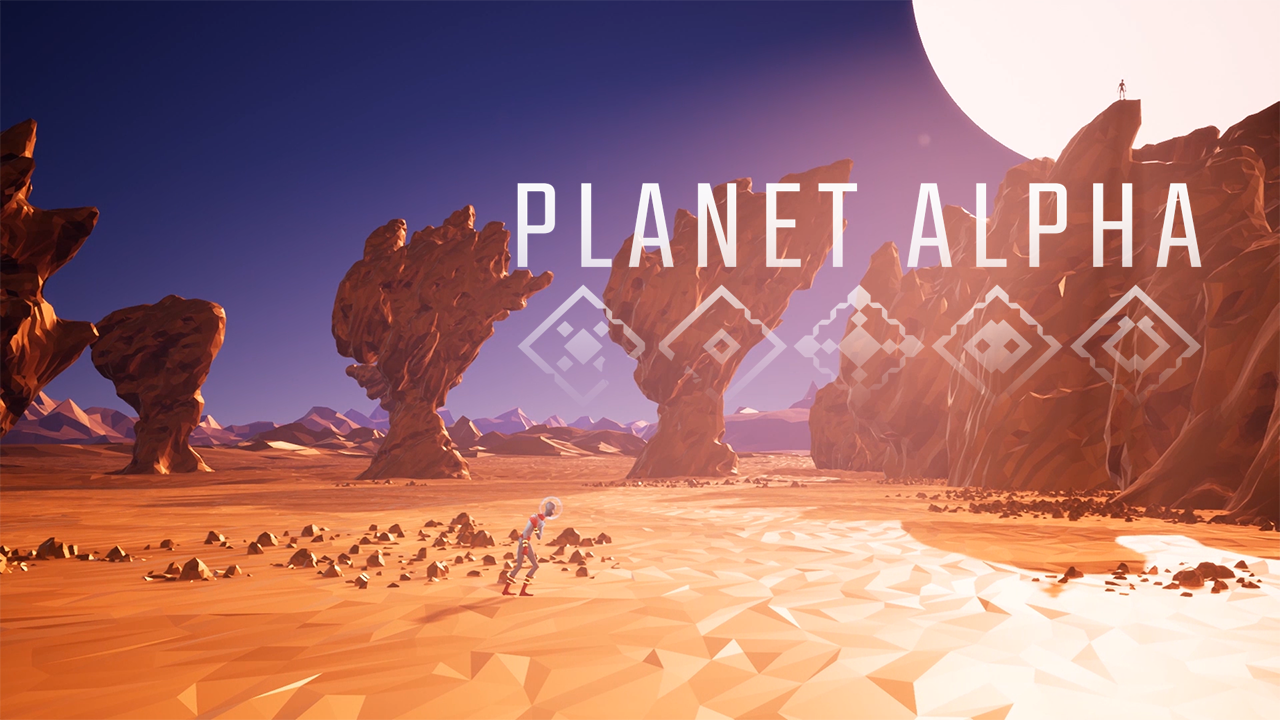 PLANET ALPHA out now!