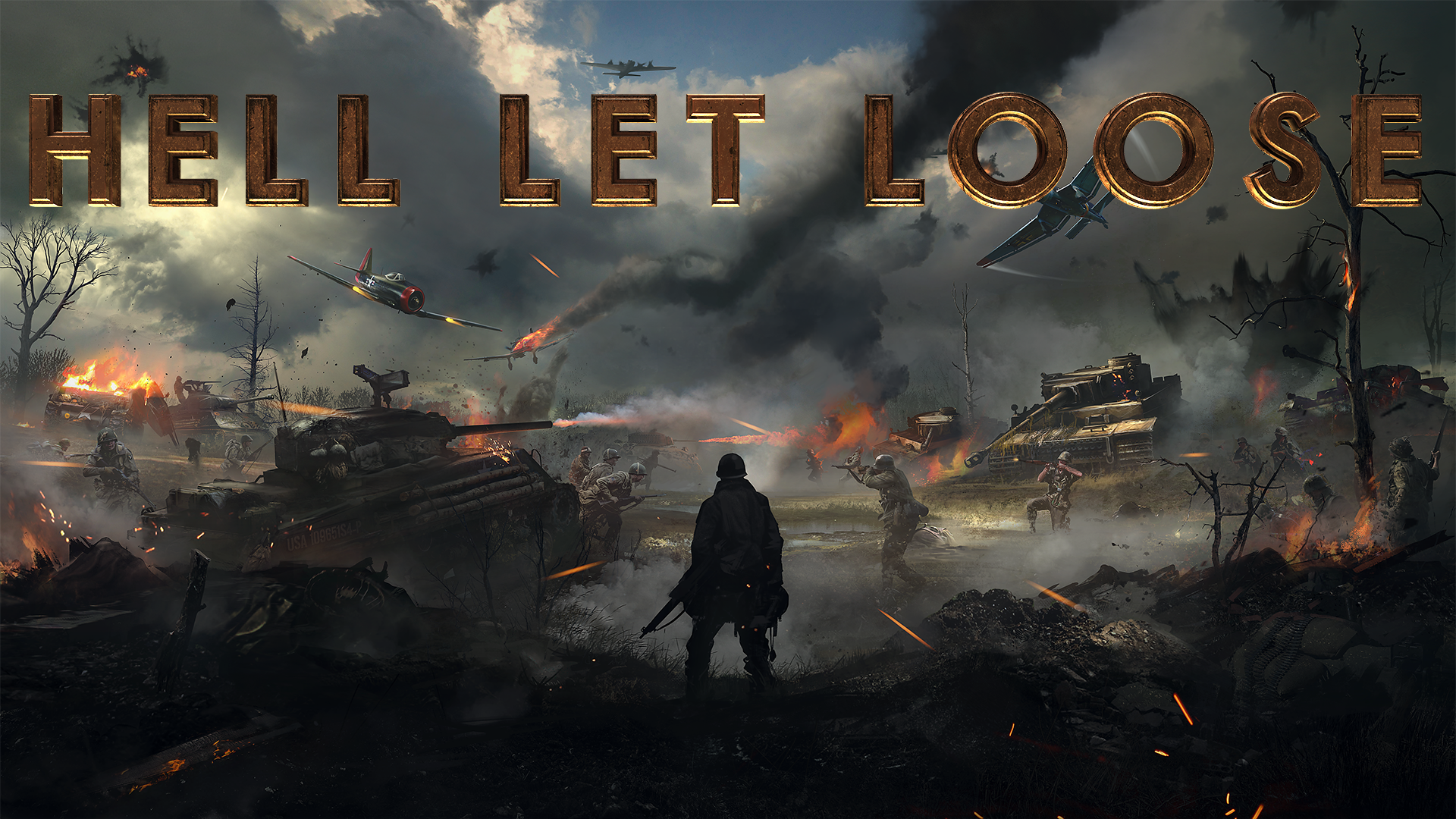 Hell Let Loose – Closed beta livestreams this weekend!