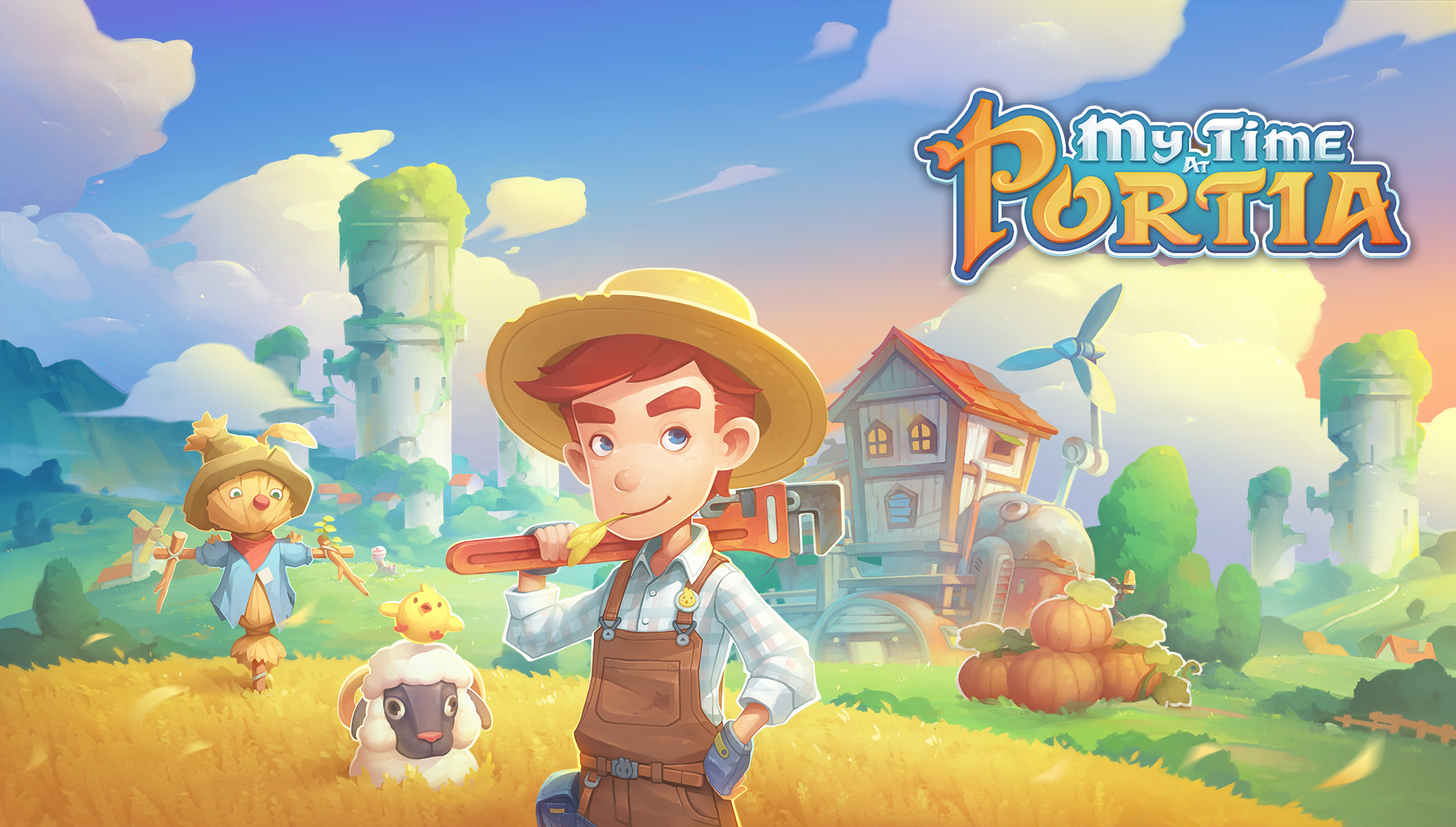 My Time At Portia – Autumn Festival Update