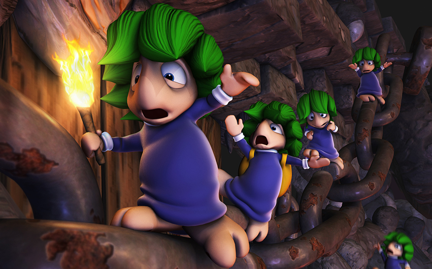 Team17's 100 Games – Part Nine: 2005-2006 (Lemmings, Worms & Army Men!)