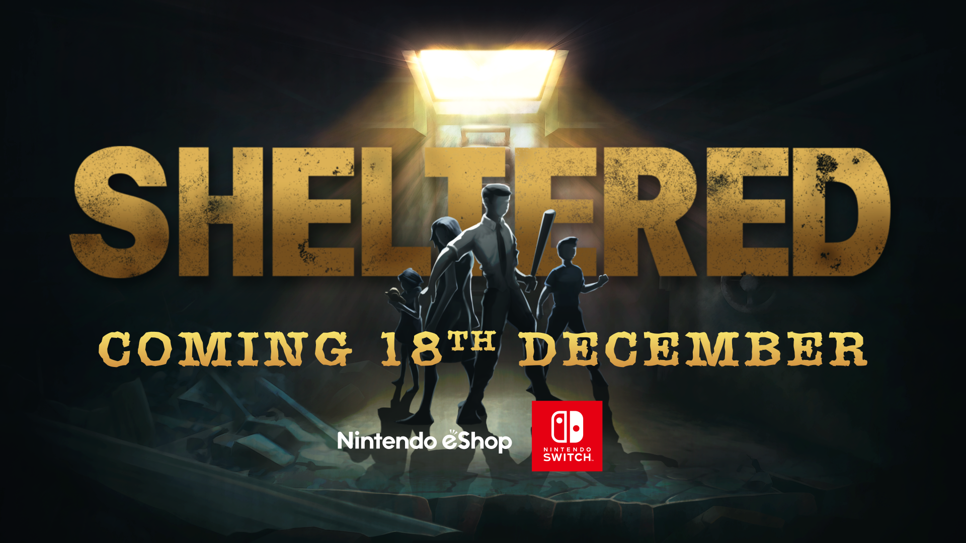 Sheltered is Coming to Nintendo Switch!