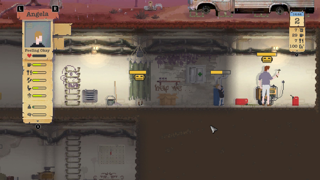 Sheltered - Survival Guide & FAQ - Team17 Group PLC
